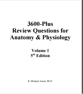 anatomy and physiology mcqs